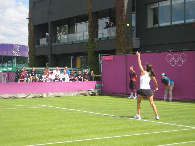 Цветана Пиронкова приключи участието си на Олимпиадата