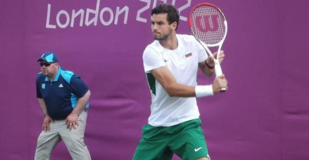 И Григор Димитров приключи с Олимпиадата