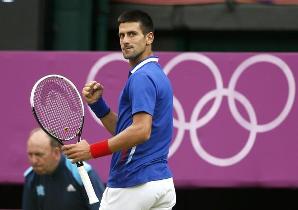 Джокович прегази Анди Родик в Лондон