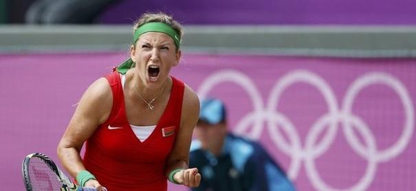 Виктория Азаренка се поздрави с бронзов медал