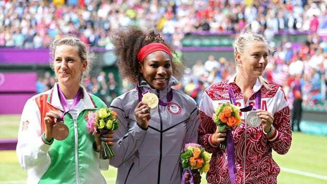 Златен медал за Серина Уилямс!