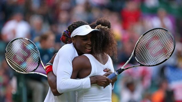 Серина и Винъс с олимпийско злато на двойки