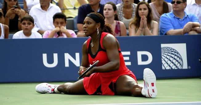 Най-добрите моменти на Серина Уилямс на US Open