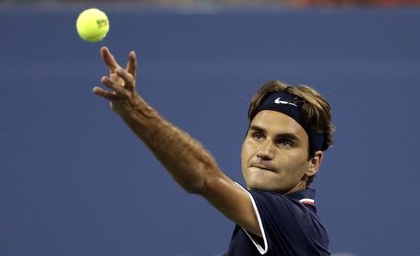 ВИДЕО: Отличен старт за Роджър Федерер