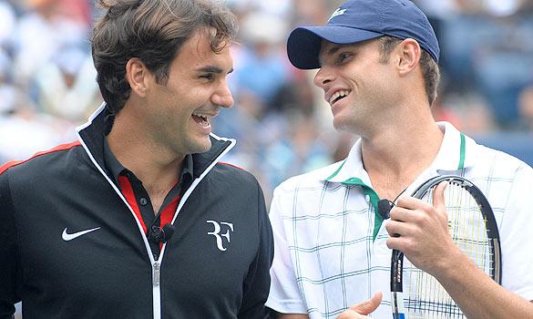 Федерер: За мен Анди Родик е шампион от Уимбълдън