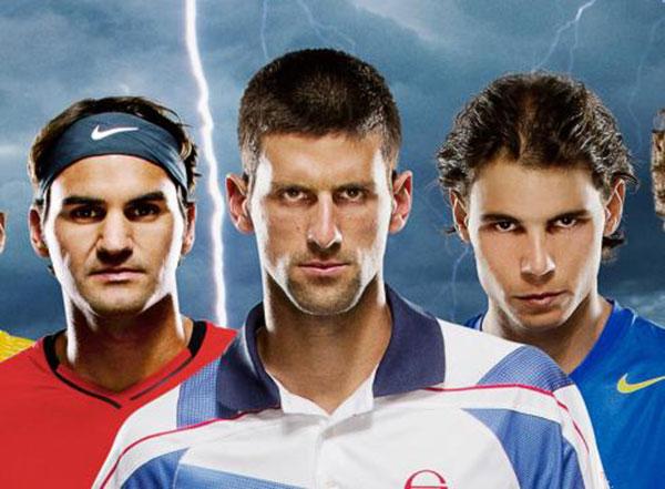 Агаси: Федерер, Надал и Джокович са най-великите за всички времена