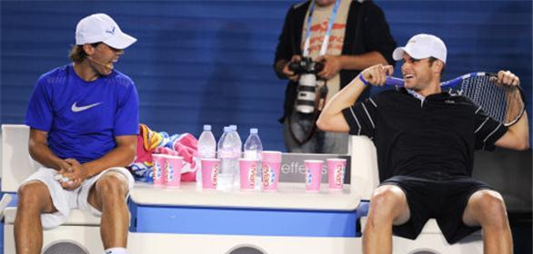 Рафа Надал за Родик: Ще ни липсваш, Анди