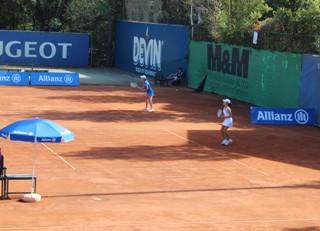 Мач на турнира в София продължи над 4:30 часа