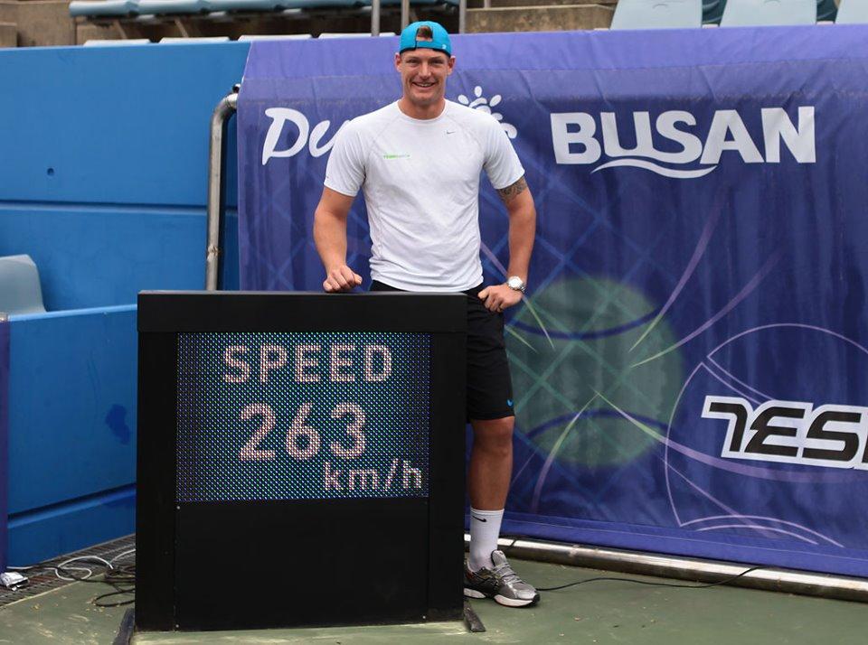 12-те най-мощни сервиса в историята на тениса