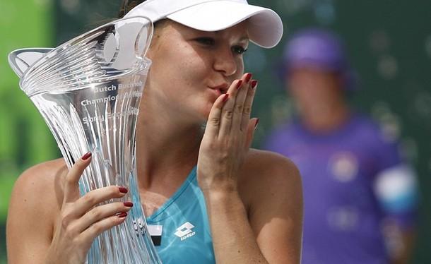 Радванска стигна заключителния турнир на WTA в Истанбул