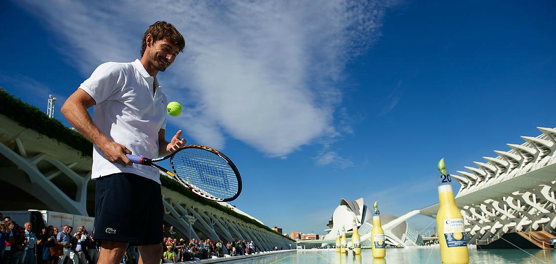 Фереро няма да скучае извън тениса, ще тренира Алмагро