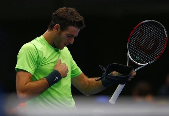 Дел Потро лиши Федерер от шеста титла в Базел