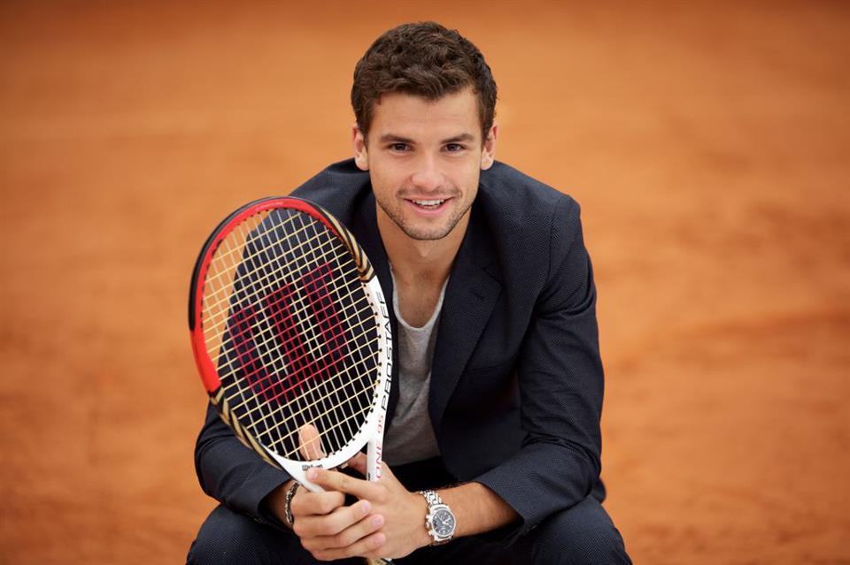 ATP ранглиста: Без промени на върха, Гришо прогресира