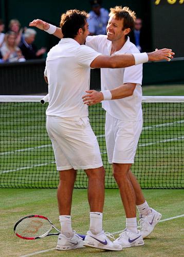 Нестор е четвъртият тенисист с над 80 титли на двойки