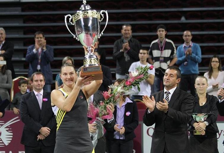 Изключителната Надя Петрова триумфира в София
