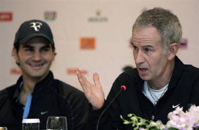 МакЕнроу: Федерер е олицетворение на красивия тенис