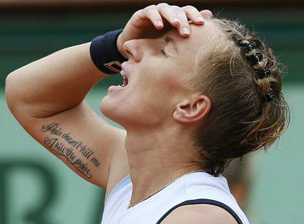 Светлана Кузнецова: Не мога без тенис