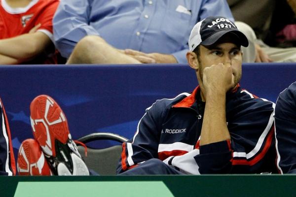 Родик: Не знам как ще се чувствам извън тениса