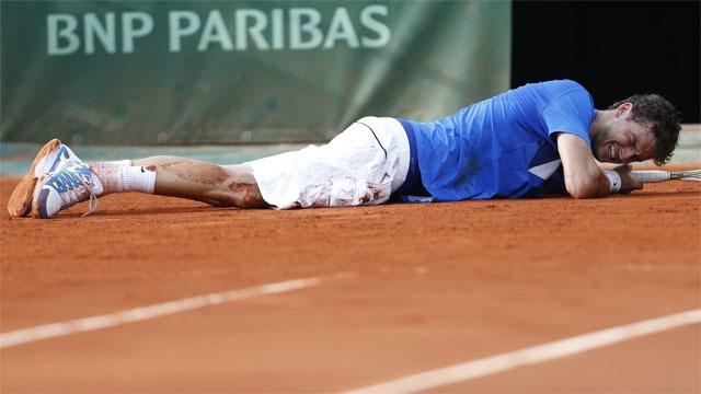 ВИДЕО: Най-куриозните случки от тенис сезон 2012!