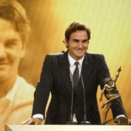 Роджър Федерер е най-популярният спортист в Австралия
