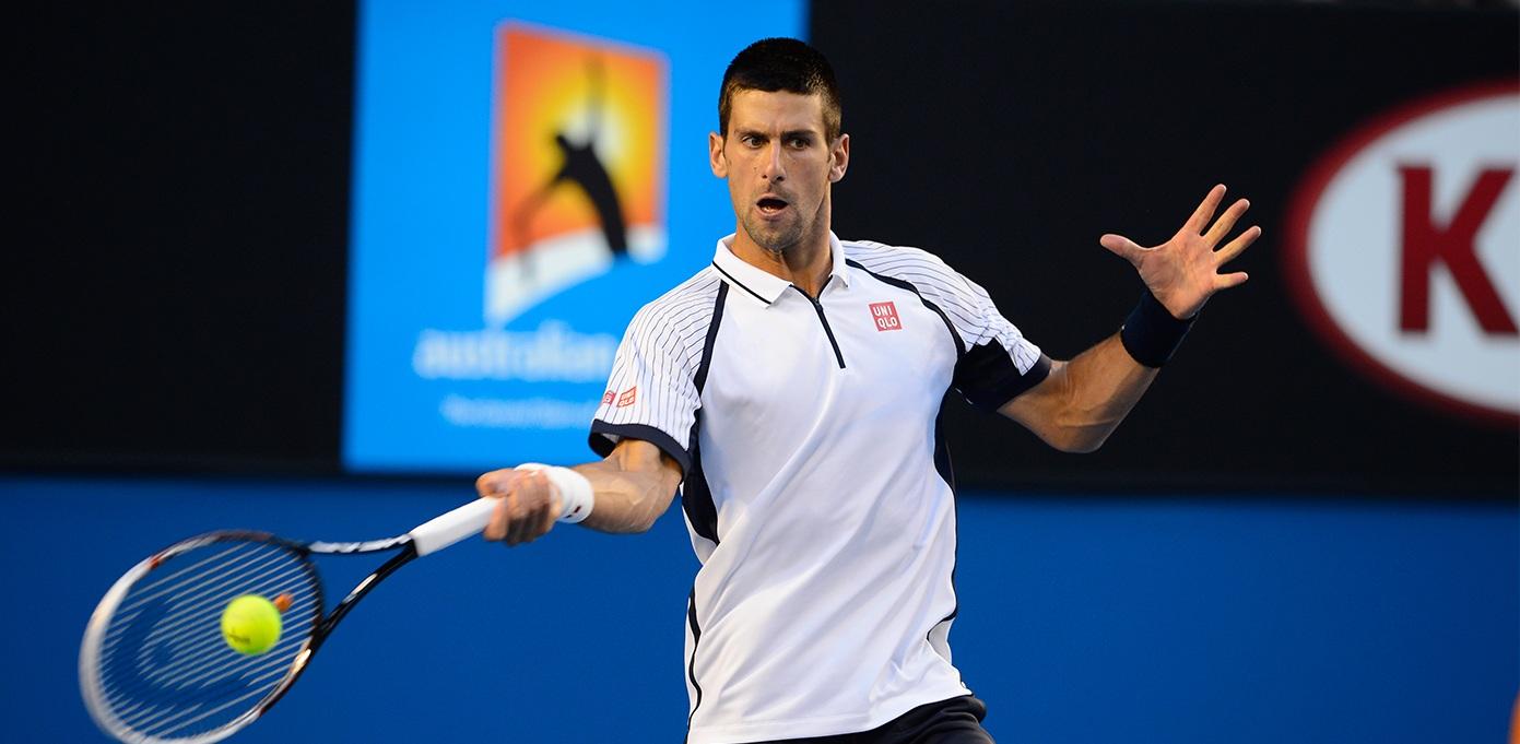 ВИДЕО: Шампионът Джокович не даде шанс на Бердих