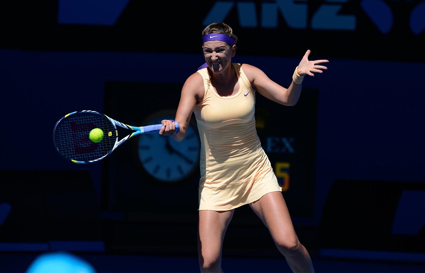 Азаренка прекърши Кузнецова по пътя към 1/2-финалите