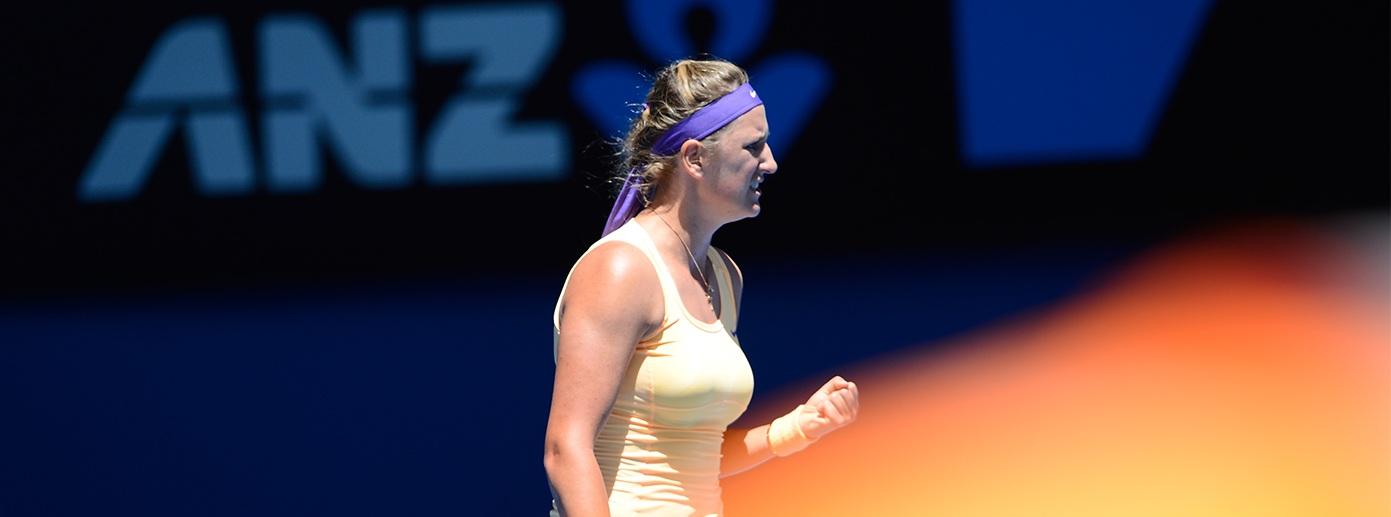 Виктория Азаренка с втори пореден финал в Австралия