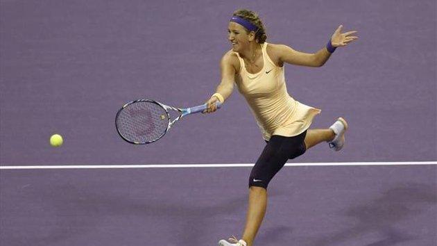 Азаренка отказа участие от турнира в Дубай