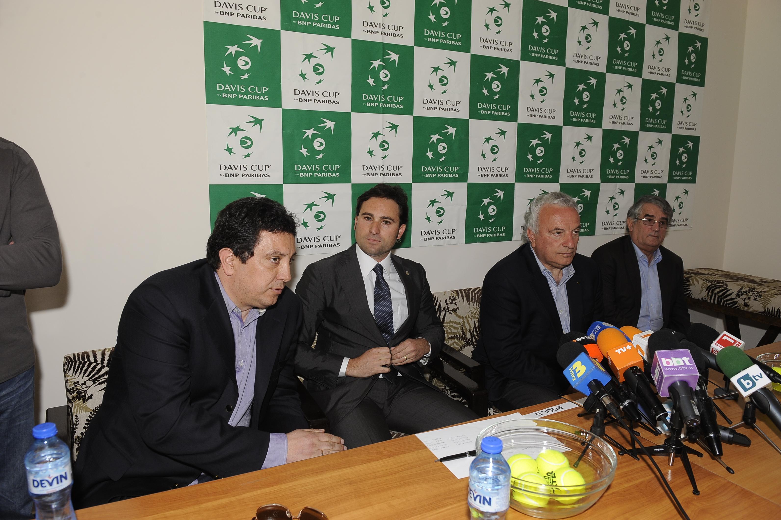 Тенисът крачи напред с нов проект в София