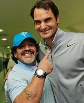 Дел Потро: Марадона е голям почитател на тениса
