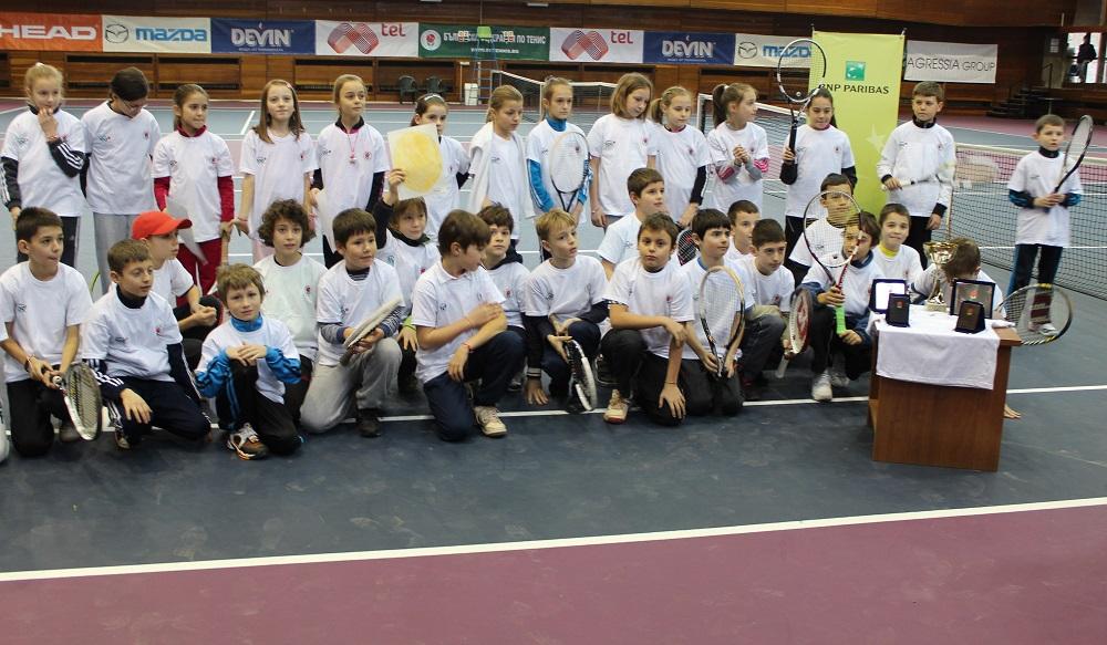 България отбеляза атрактивно Световния ден на тенис