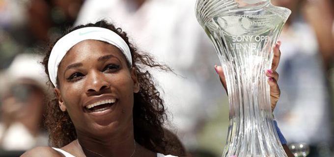 Серина показа кой е №1 и грабна шеста титла в Маями
