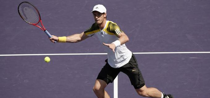 Ранглиста АТР: Мъри измести Федерер от №2 в света