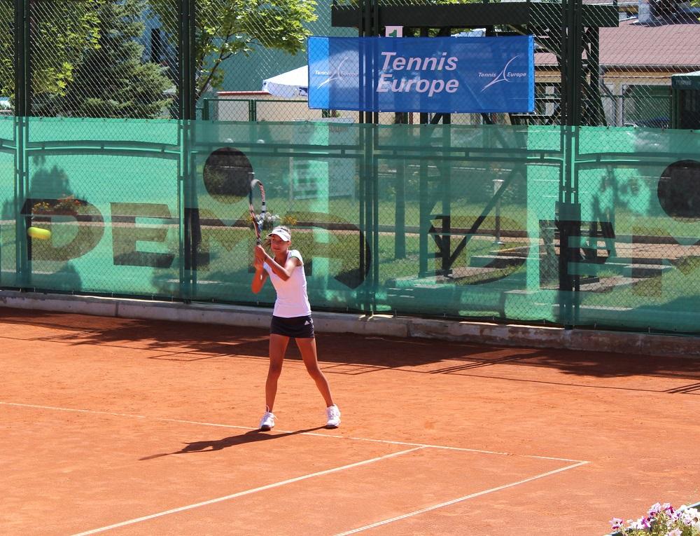 Петя Аршинкова е поканена в отбора на Европа