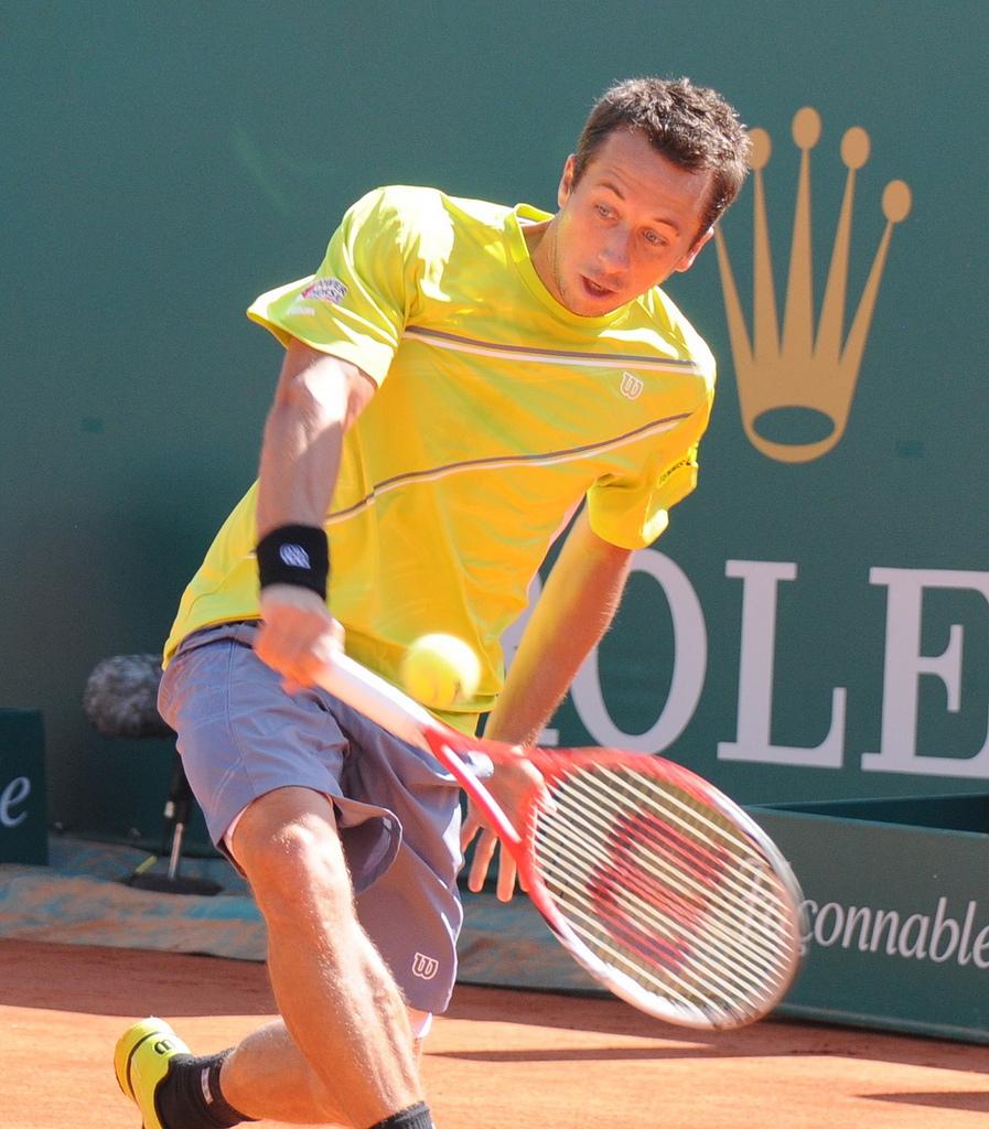 Филип Колшрайбер с първа победа от Australian Open насам