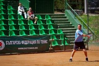 Вторият турнир от КАИ Национална тенис лига е в събота и неделя