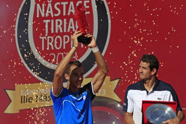 Лукаш Росол триумфира с първа титла в кариерата си