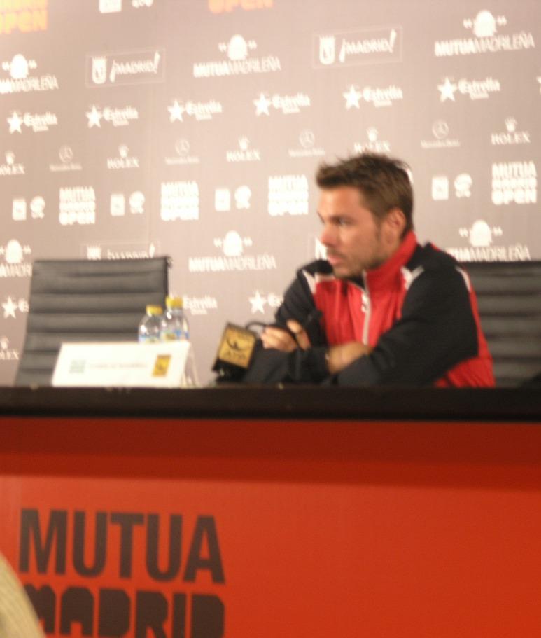 Вавринка пред Tennis24.bg: Не съм лош човек, дано публиката ме подкрепя