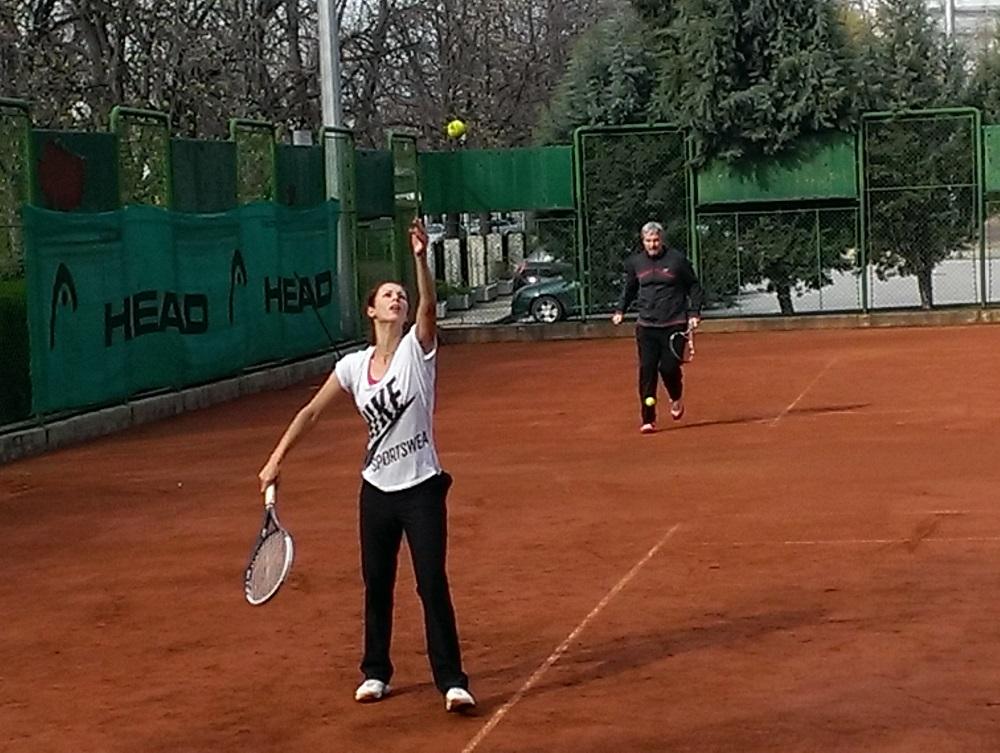 Янкович срещу Цветана Пиронкова (гейм по гейм)