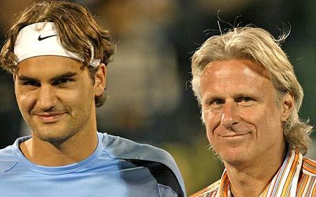Федерер е най-великият, а Надал е №1 на клей, смята Бьорн Борг