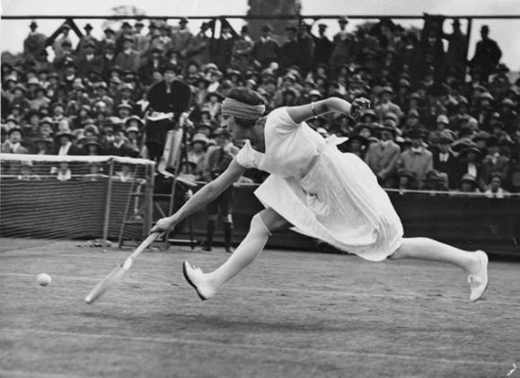 Сюзан Ленглен – първата тенис богиня