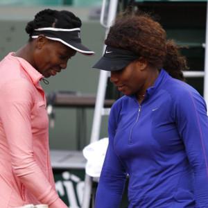 Сестрите Уилямс няма да играят на двойки в Париж