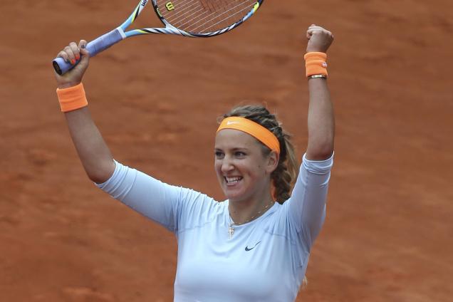 Азаренка не даде шанс на шампионката от 2010