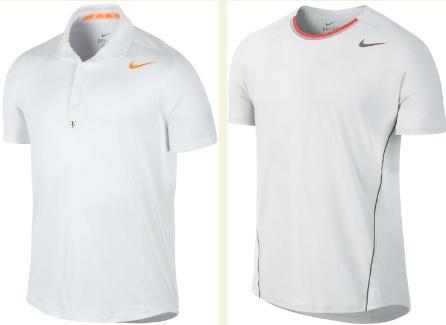 Nike представи екипите на Федерер и Надал за Уимбълдън