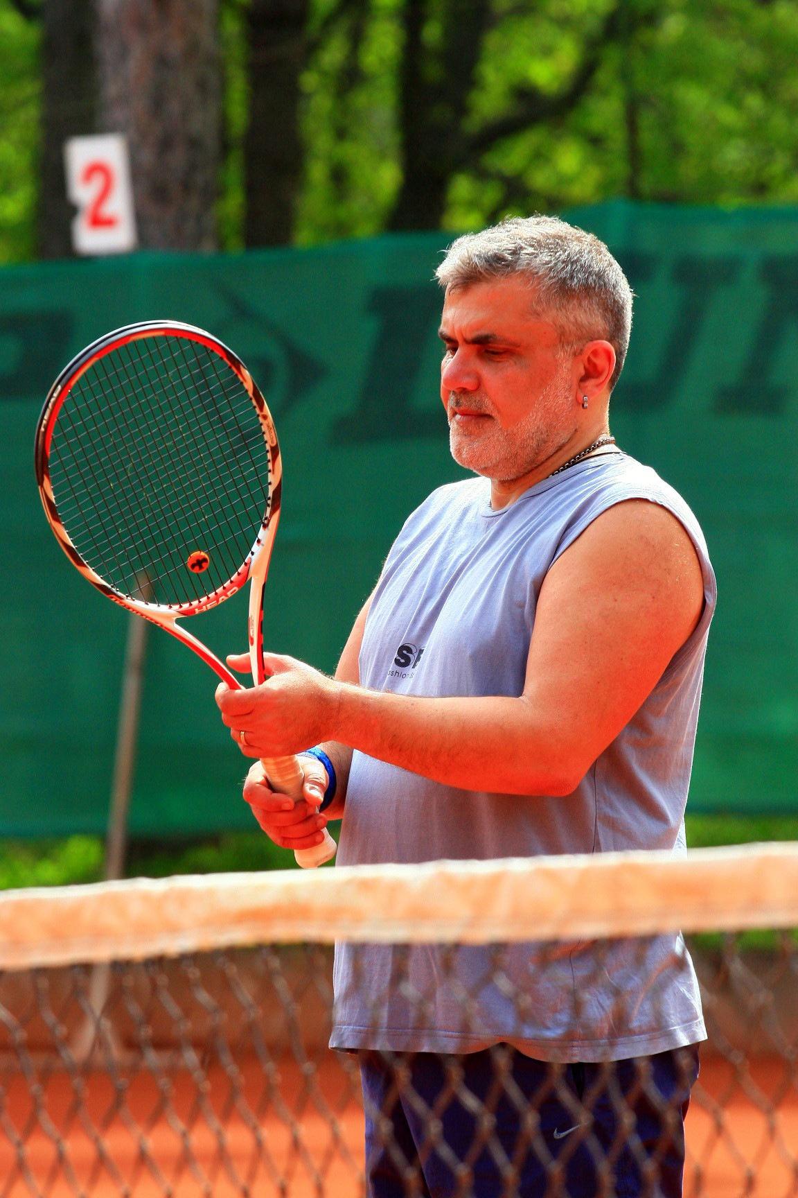 Даниел Джумалийски: Тенисът ще се популяризира с изграждането на нови комплекси