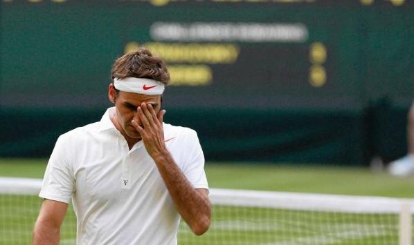 Сензационна загуба за Роджър Федерер!