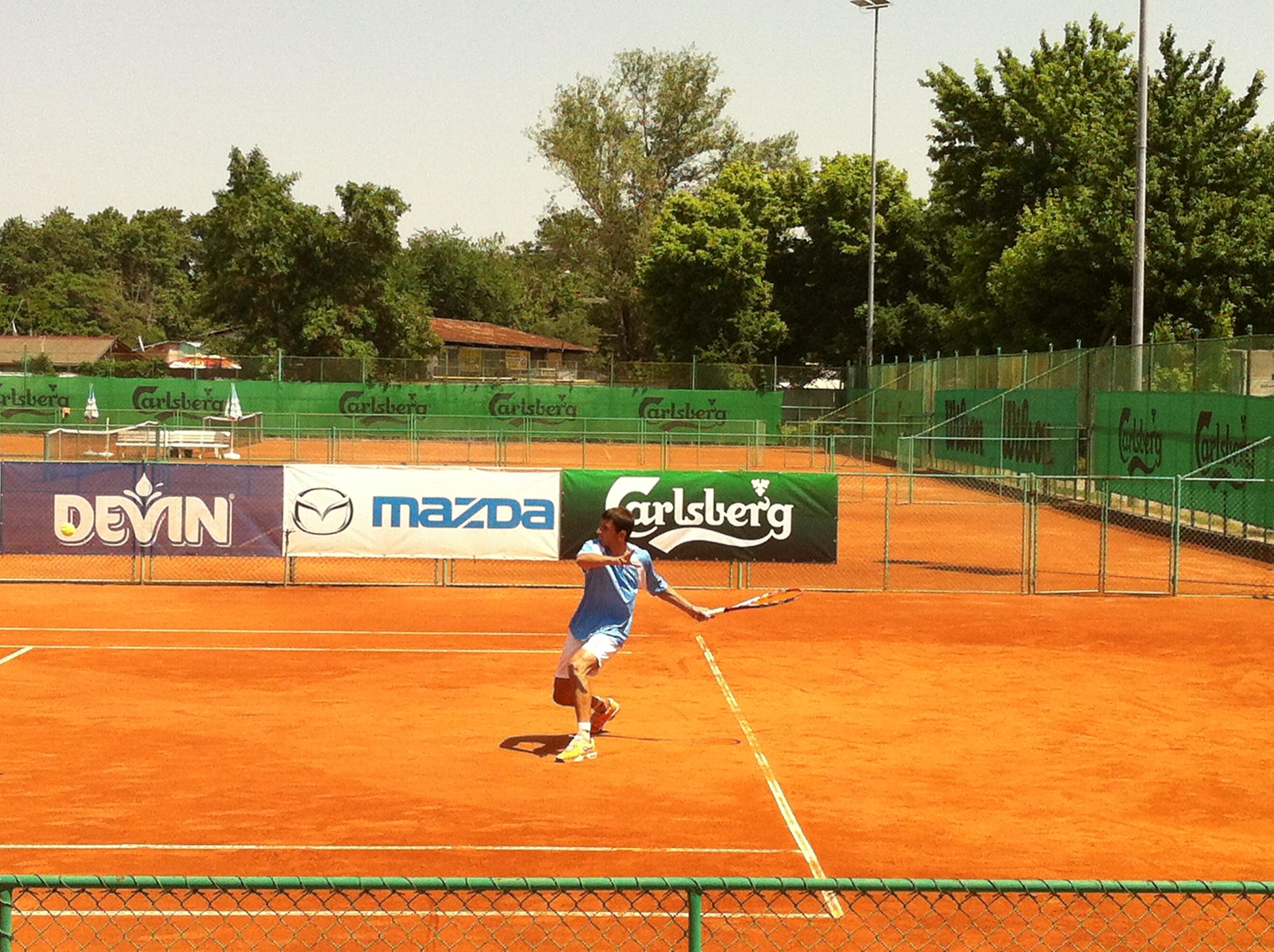 Още двама българи преодоляха 1 кръг в Пловдив