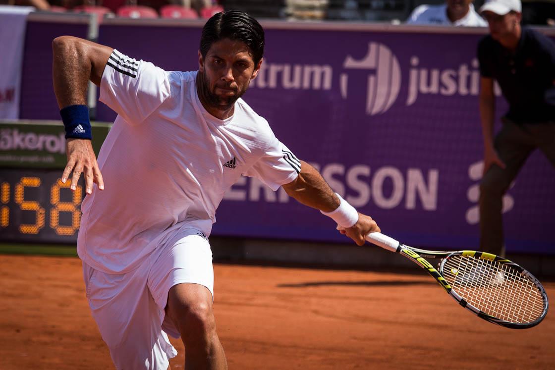 Вердаско дели Гришо от втори финал в ATP