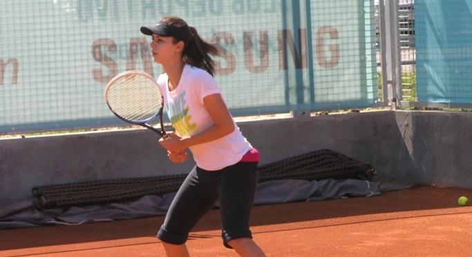 Цветана Пиронкова срещу Андреа Гамис (гейм по гейм)