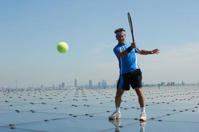 Пат Кеш: Да не отписваме Федерер за титла от Големия шлем